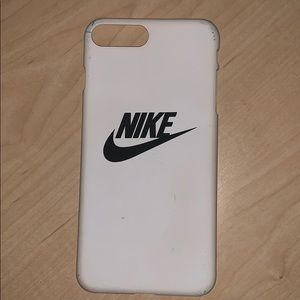 Nike Silicone phone case